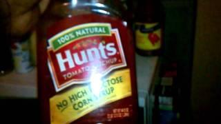 Ketchup face Thumbnail