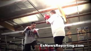 Oscar De La Hoya Would Like Matthysse vs Brandon Rios - EsNews
