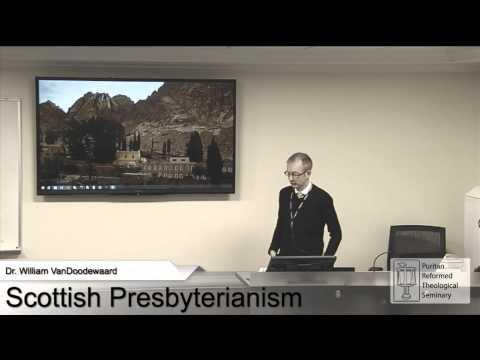 858: Scottish Presbyterianism