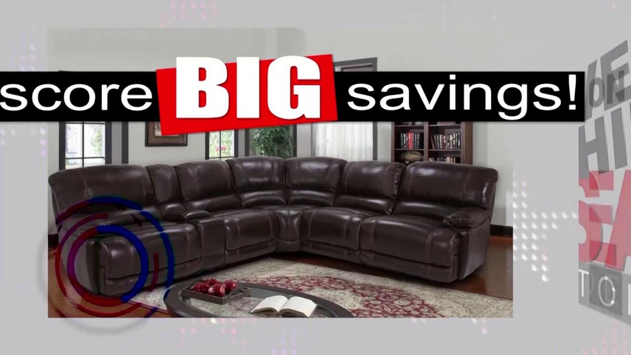 Conlins Furniture Big Game Sale Jan 18 YouTube
