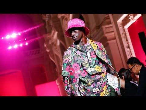 Valentino | Spring Summer 2019 Full Fashion Show | Menswear