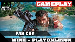 Tutorial e game play Farcry no Linux