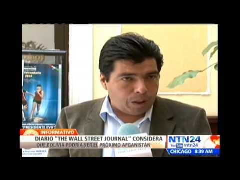 Diario estadounidense advierte que Bolivia podría convertirse en el próximo Afganistán