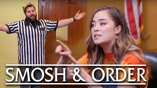 SMOSH SUMMER GAMES DRAMA ENDS IN COURT