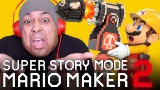 SUPER MARIO MAKER 2 STORY MODE / USER LEVELS - LET'S GOO!!! thumbnail