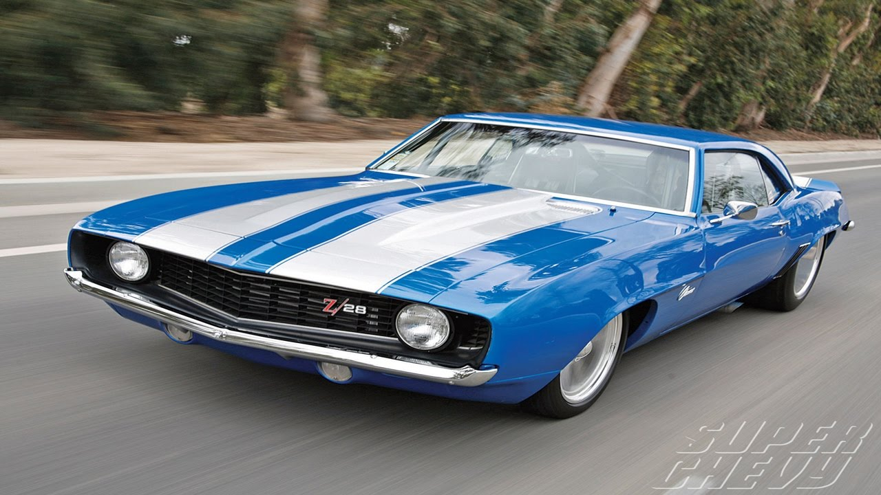 TOP 10 Rarest CLASSIC AMERICAN MUSCLE CARS - YouTube