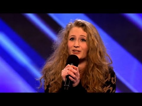 Janet Devlins audition  The X Factor 2011  itvcomxfactor