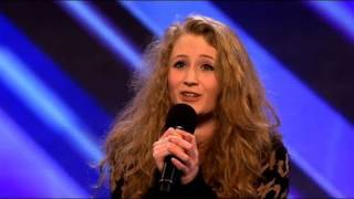Janet Devlin's audition - The X Factor 2011 - itv.com/xfactor