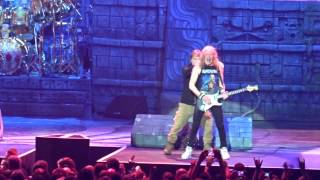 Iron Maiden - The Red and the Black Live @ Arena Manchester 8.5.2017