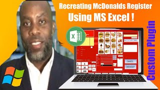 Excel point of sale allows you to use your existing laptop or pc as a fully functional pos cash register by automating microsoft excel! extremely intuitive a...
