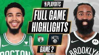Game Recap: Nets 123, Celtics 109