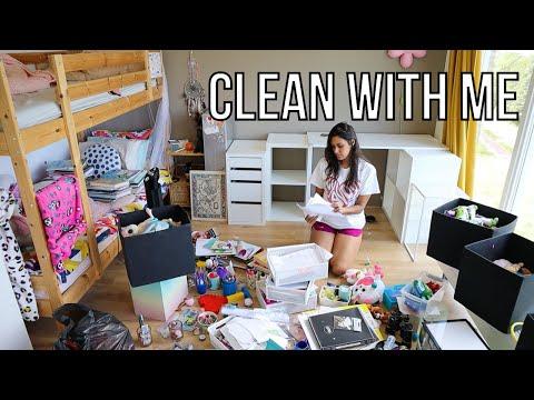 Kinderkamer En Speelgoed Opruimen | Clean With Me Nederlands | JIMSu0026JAMA