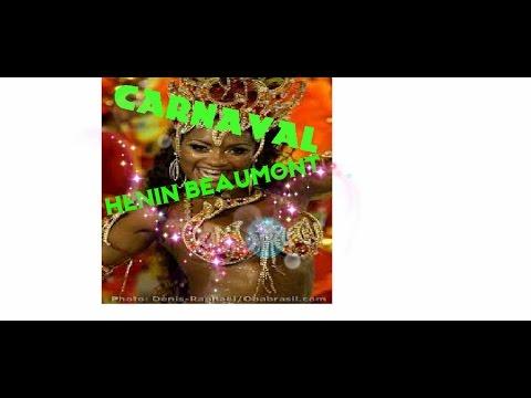 carnaval de henin beaumont 2016 (nico fait des video)