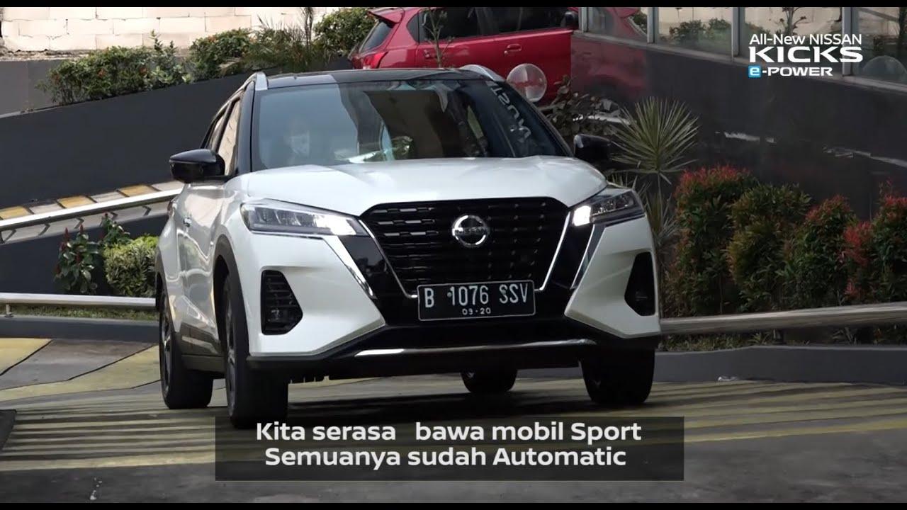 Test Drive Roadshow All-New Nissan Kicks e-POWER