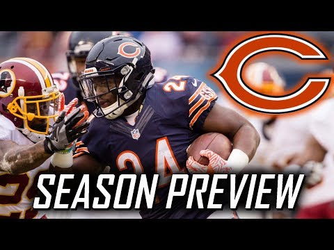 Chicago Bears 2017 NFL Season Preview - Win-Loss Predictions and More!