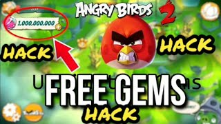 How to hack Angry Birds 2 Game easy trick.