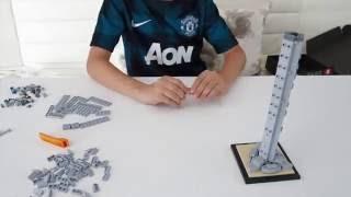 UNBOXING LEGO ARCHITECTURE - BURJ KHALIFA