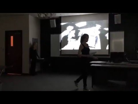 Introduction to Theatre - Final Project- Expressionism