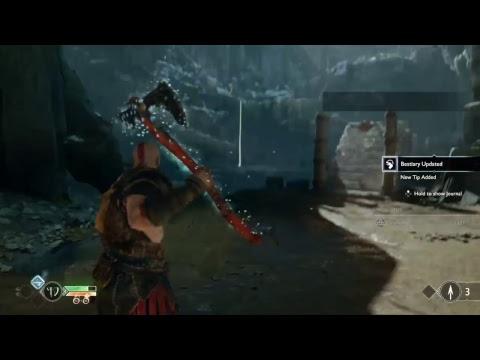 God Of War (Face cam) [PS4] [NA]