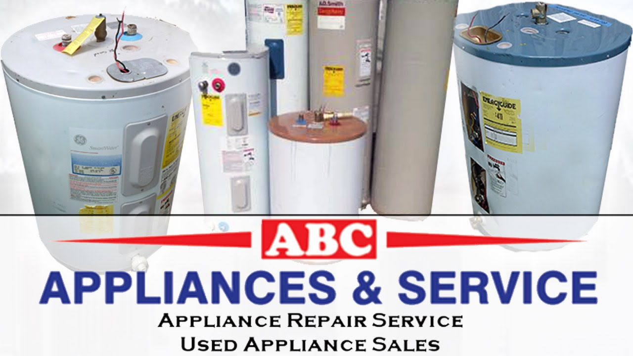 Appliances Tampa Water Heaters For Sale Tampa 813 575 3005 Used Water Heaters