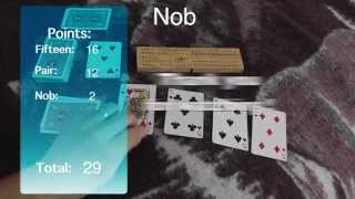 Cribbage - Counting The Maximum Of 29 Points