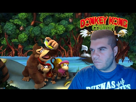 Mi reencuentro con Donkey Kong Country Tropical Freeze