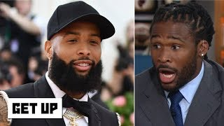 OBJ, Baker Mayfield will be Cleveland legends if they make the playoffs - DeAngelo Williams | Get Up