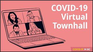 COVID-19 Interior Health Virtual Townhall, June 1