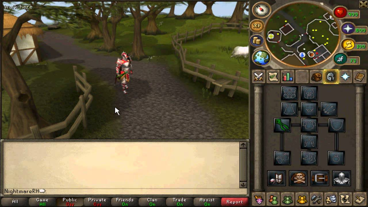 Runescape Demon Armour Special Video Youtube