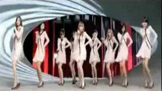 Girls Generation/SNSD - Chocolate Love (my dance version (MV))