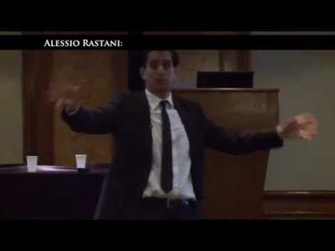 Alessio Rastani - Your Savings are about to Evaporate - Strategies to avoid the coming Abyss