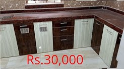 13×2.5 | modular kitchen decoration | 6 basket | 6.5×2 cabinet