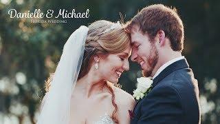 A Wedding At Home // Danielle & Michael