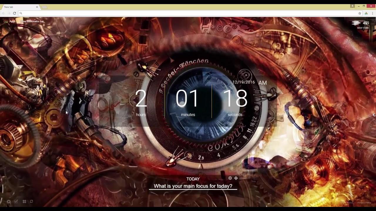 Quantum Mechanics Live Wallpaper - YouTube