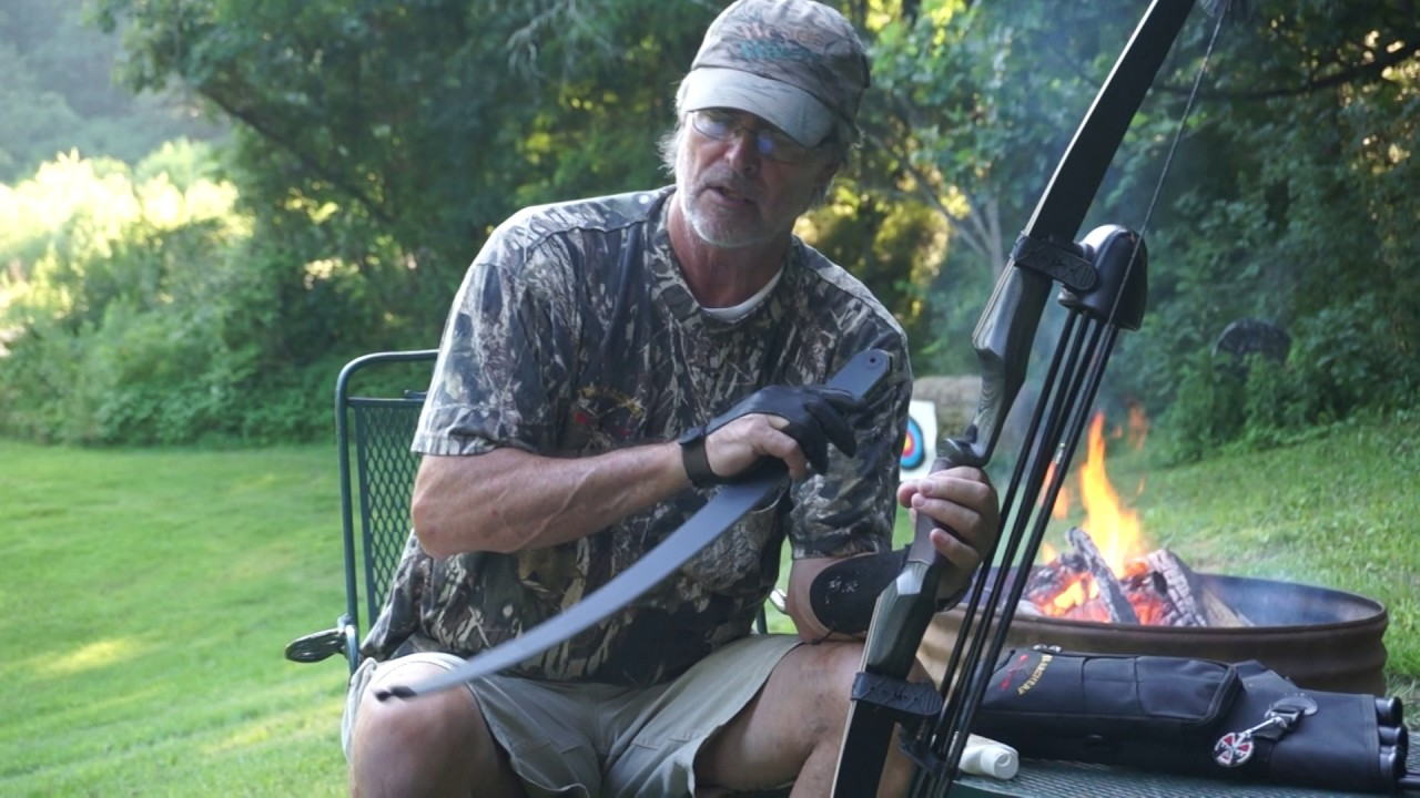 Twig Archery discusses new Black Hunter Bamboo Core Limbs