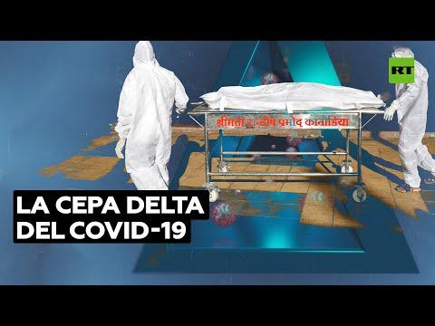 ¿Qué se sabe de la cepa Delta del covid-19 y sus síntomas? | @RT Play en Español