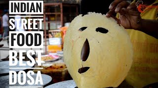 #StreetFood #FoodAtStreet Street Food In Bhilwara  Shree Laxmi Sigdi Dosa  street style jini dosa