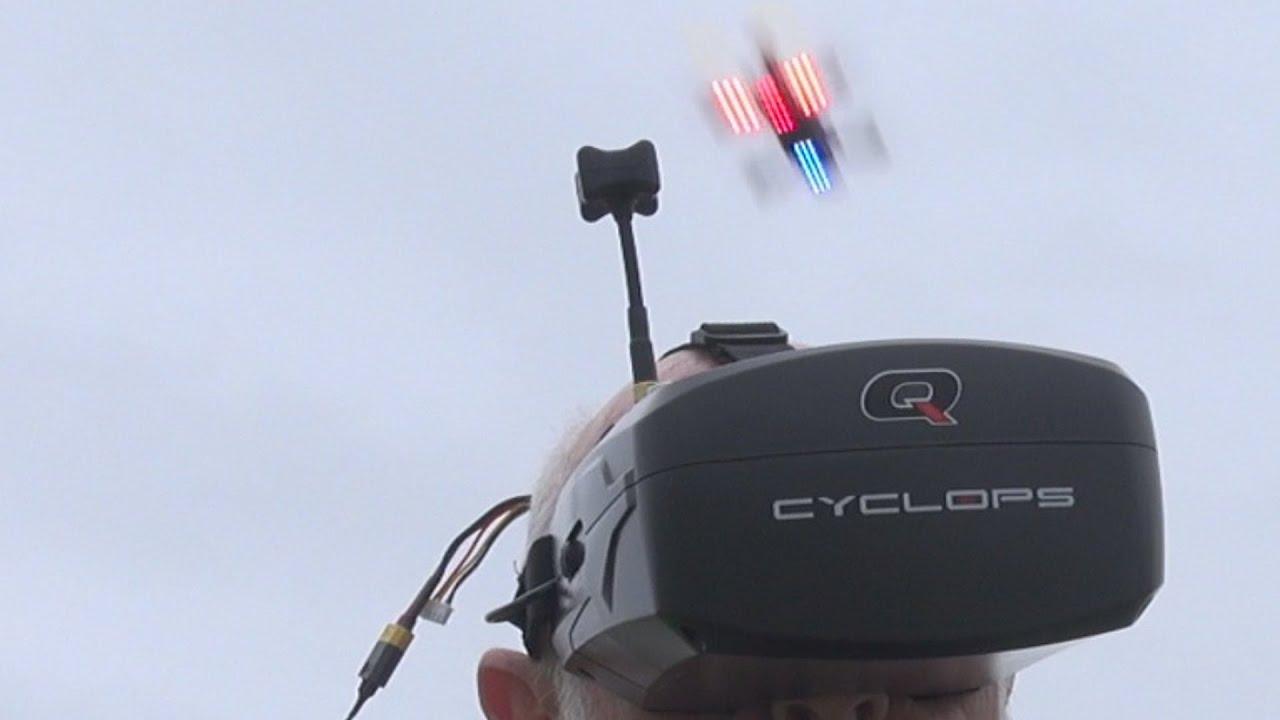 Review: Quanum Cyclops FPV visor from HobbyKing