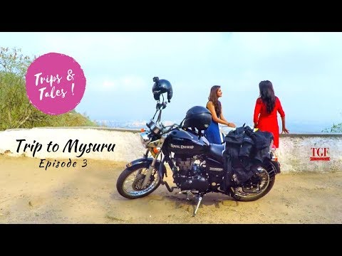 "Mysore ""Mysuru""  Trip I Road Trip - Ep.3 - Travel, Fun , Adventure trips and tales  to Mysore"
