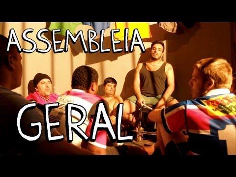 ASSEMBLEIA GERAL - Porta Dos Fundos Nº 3