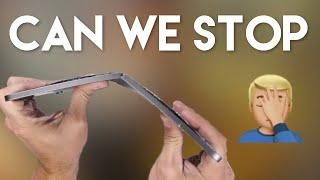 #BendGate for iPad Pro? defense rant