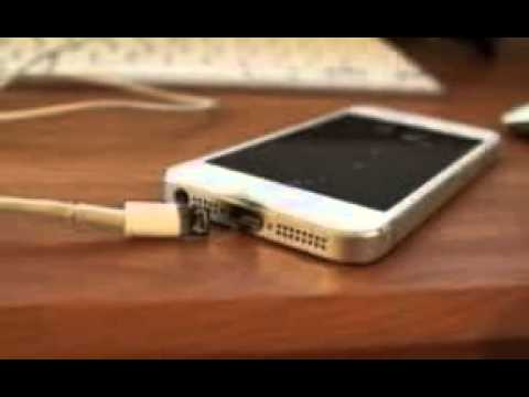 My Iphone S Charger On Fire Youtube