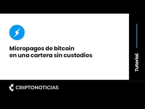 Tutorial Lightning Wallet: Micropagos De Bitcoin En Una Cartera Sin Custodios