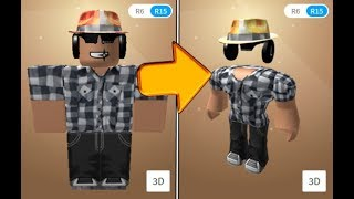 HOW to keep your head INVISIBLE in ROBLOX (BUG)