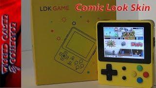 LDK Handheld - Comic Skin Custom Firmware - Update -