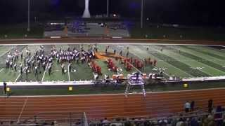 9/21/2013 - Byron Center Marching Band - Colors of Jazz