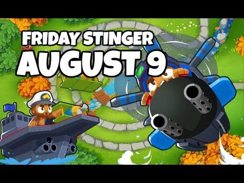 BTD6 Friday Stinger