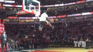 AMAZING DUNK CONTEST! Team Flight Brothers SH...