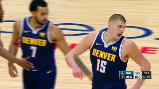 Dallas Mavericks vs Denver Nuggets | December 18, 2018