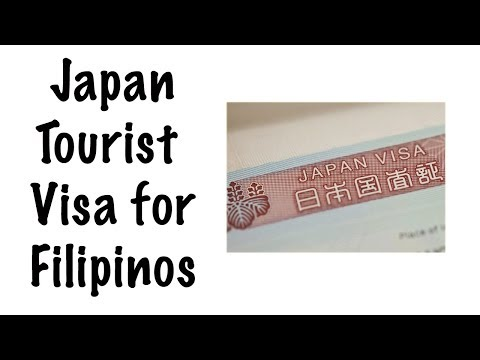 HOW TO GET A JAPAN TOURIST VISA FOR FILIPINOS: TIPS AND EXPERIENCE | Stephanie Anne